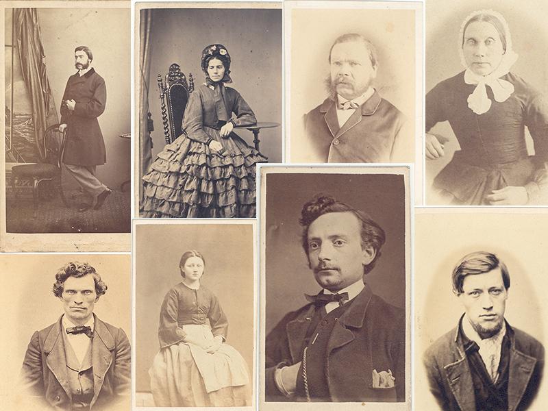 Forbryderfotos Genealogisk Forlag