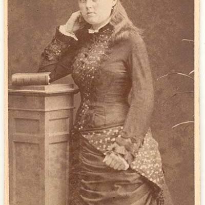 Alma Sofie Lausine Carlson Hedenbom
