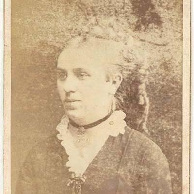 Cathinca Henriette Lovise Moritz