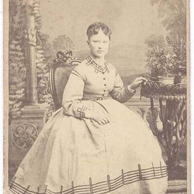 Oline Christine Vilhelmine Marie Jensen
