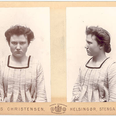Helga Eleonora Ingeborg Frederiksen