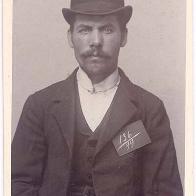 Carl Frantz Oscar Widmark