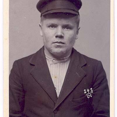 Ernst Hugo Leonhardt Johnsson