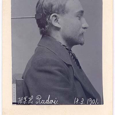 Hermann frantz Heinrich Radoi