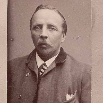 Johan Fredrik Svensson