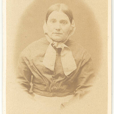 Christiane Vilhelmine Josephsdatter Stormhevel