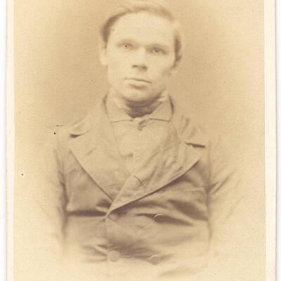 Andreas Ludvig Holmstrøm