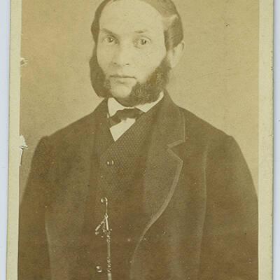 Johan Friederich Ludvig Kruse