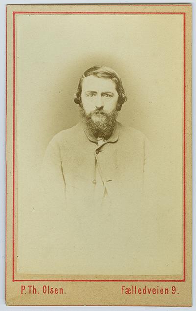 Andreas Ludvig Frederik Hahn