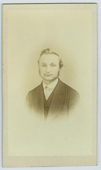 Carl Sophus Harald Becker