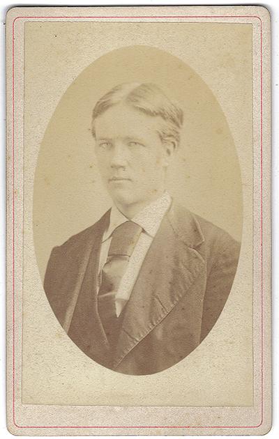 Albert Eugen M. Brodin