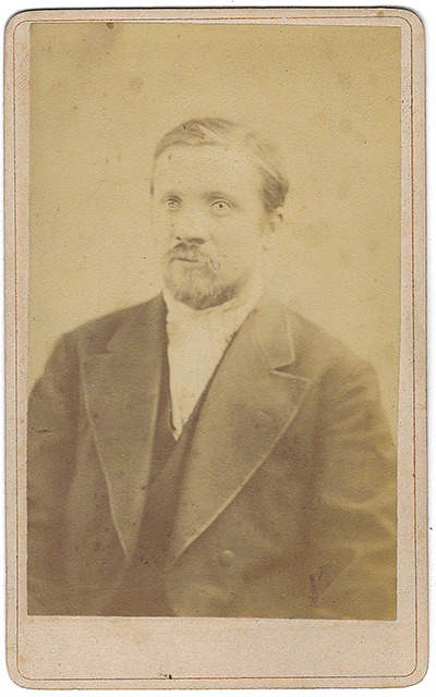 Andreas Rudolph Moe
