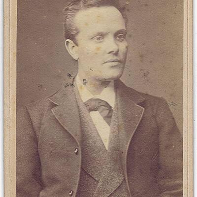 Oskar Frederik Fagerstrøm