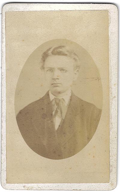 Anthon Andreas Ingvard Hansen