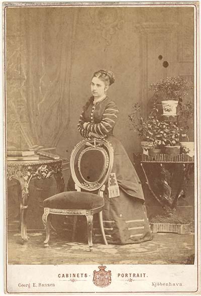 Eleonore Frederikke Henriksen