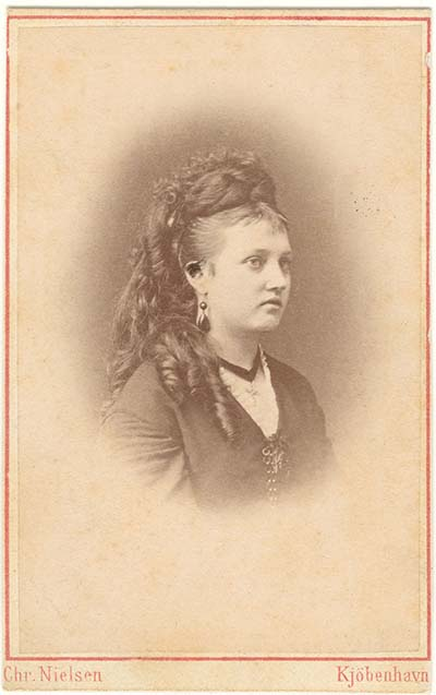 Eleonora Alvine Florentine Karma Brodersen