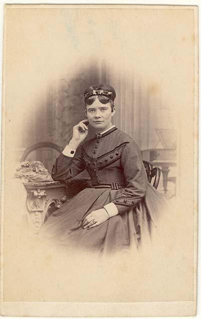 Emma Marie Magdalene Jacobsen