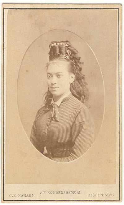 Charlotte Amalie Petersen