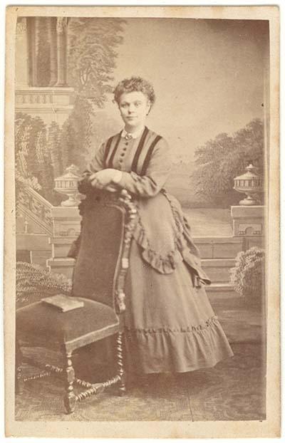 Ane Kirstine Vilhelmine Poulsen Lund
