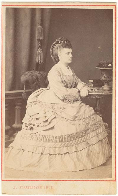 Amalie Vilhelmine Møller
