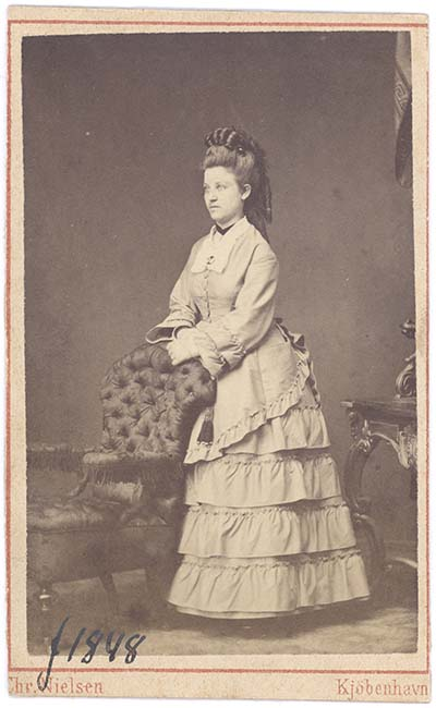 Berthe Marie Hansen