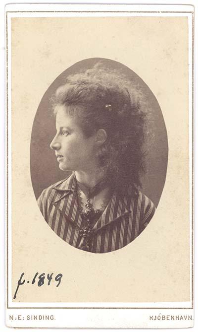 Agnes Marie Mayson