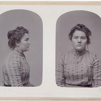 Alma Wilhelmine Erlandsson