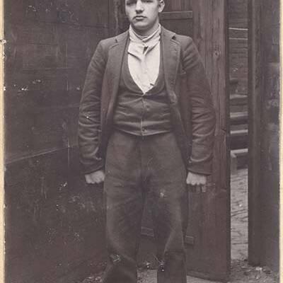 Arnold Heinrich Jacob Hansen