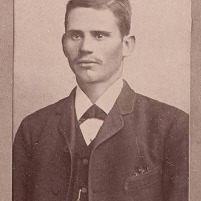 August Vilhelm Andersson-Sundberg