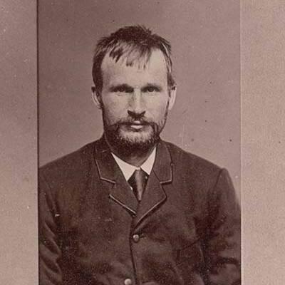 Ernst Sigfrid Reinh. Pettersson