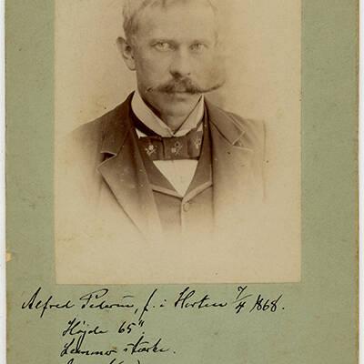 Alfred Petersen